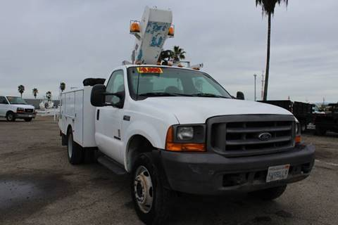 1999 Ford F-450 Super Duty for sale in Kingsburg, CA