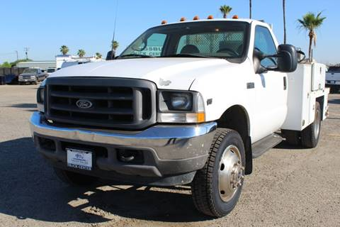 2002 Ford F-450 Super Duty for sale in Kingsburg, CA