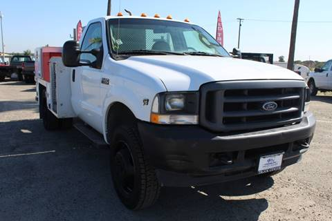 2004 Ford F-450 Super Duty for sale in Kingsburg, CA