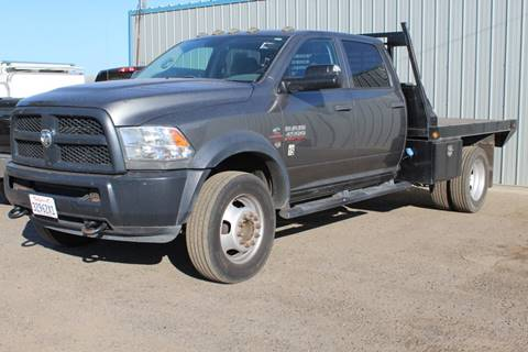 2013 RAM Ram Chassis 4500 for sale in Kingsburg, CA