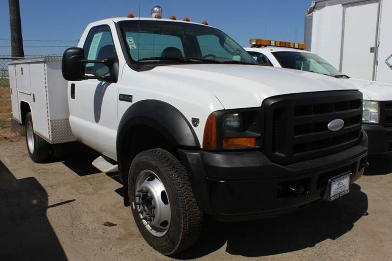 2006 Ford F-550 Super Duty for sale in Kingsburg, CA
