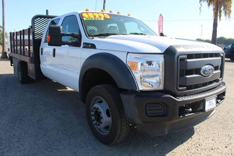 2013 Ford F-450 Super Duty for sale in Kingsburg, CA