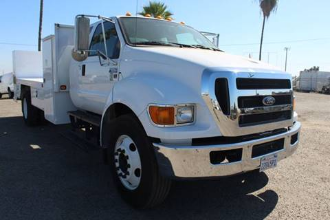 2015 Ford F-650 Super Duty for sale in Kingsburg, CA