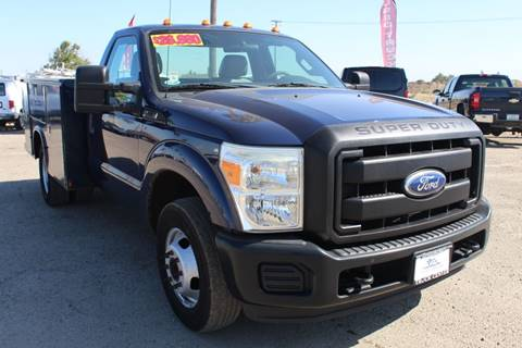 2011 Ford F-350 Super Duty for sale in Kingsburg, CA