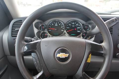 2012 Chevrolet Silverado 3500HD CC