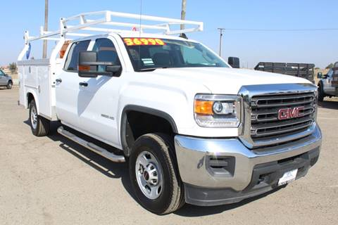 2016 GMC Sierra 2500HD for sale in Kingsburg, CA