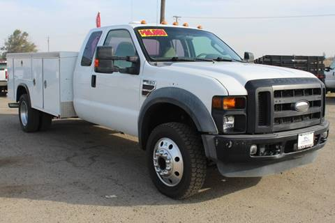 2008 Ford F-550 Super Duty for sale in Kingsburg, CA