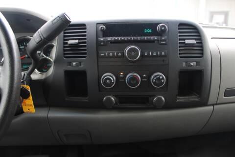 2009 Chevrolet Silverado 3500HD CC