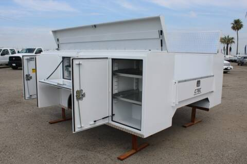 2020 CTEC Utility Bed for sale at Kingsburg Truck Center - Utility Beds in Kingsburg CA
