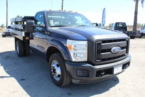 2011 Ford F-350 Super Duty XL for sale at Kingsburg Truck Center - Flatbed Trucks in Kingsburg CA