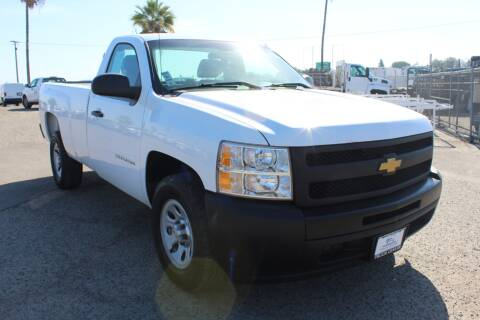 2013 Chevrolet Silverado 1500 Work Truck for sale at Kingsburg Truck Center in Kingsburg CA