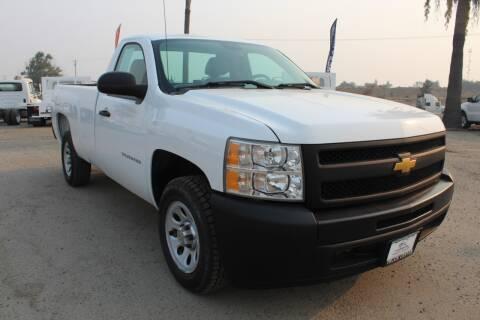 2012 Chevrolet Silverado 1500 for sale at Kingsburg Truck Center in Kingsburg CA