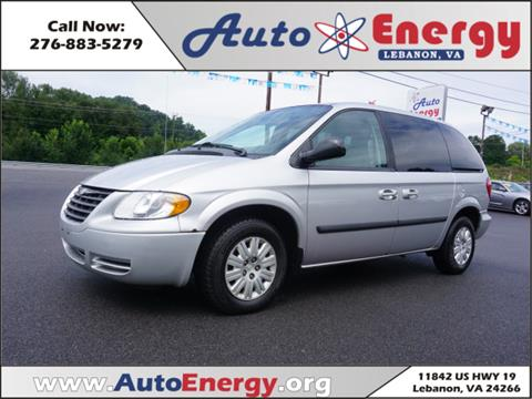 2006 Chrysler Town and Country for sale in Lebanon, VA