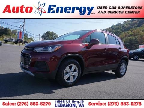 2017 Chevrolet Trax for sale in Lebanon, VA