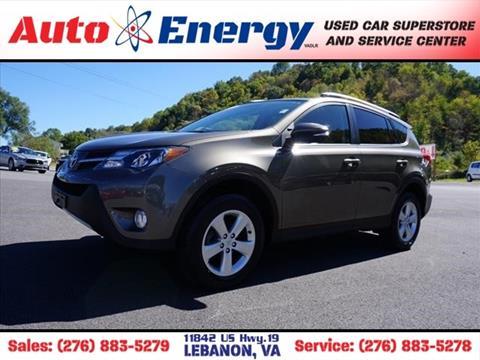 2014 Toyota RAV4 for sale in Lebanon, VA