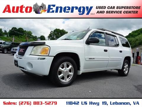 2005 GMC Envoy XL for sale in Lebanon, VA