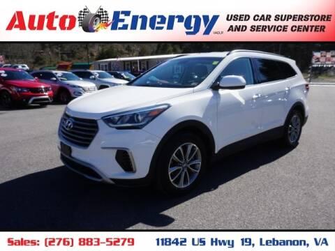 2017 Hyundai Santa Fe for sale at Auto Energy in Lebanon VA