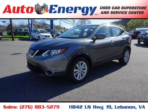 2018 Nissan Rogue Sport for sale at Auto Energy in Lebanon VA