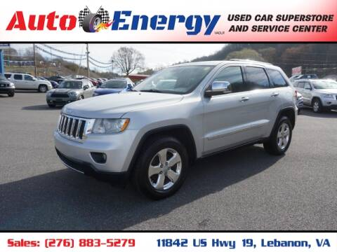 2011 Jeep Grand Cherokee for sale at Auto Energy in Lebanon VA