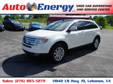 2010 Ford Edge for sale at Auto Energy in Lebanon VA