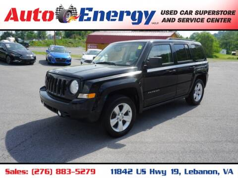 2014 Jeep Patriot for sale at Auto Energy in Lebanon VA