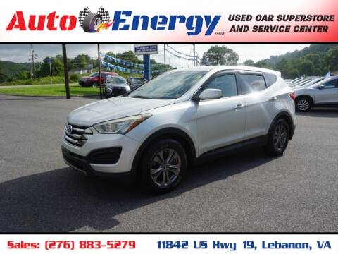 2013 Hyundai Santa Fe Sport for sale at Auto Energy in Lebanon VA