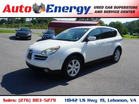 2006 Subaru B9 Tribeca for sale at Auto Energy in Lebanon VA