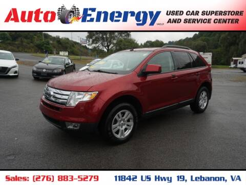 2008 Ford Edge for sale at Auto Energy in Lebanon VA