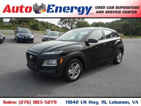 2019 Hyundai Kona for sale at Auto Energy in Lebanon VA