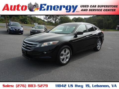 2011 Honda Accord Crosstour for sale at Auto Energy in Lebanon VA