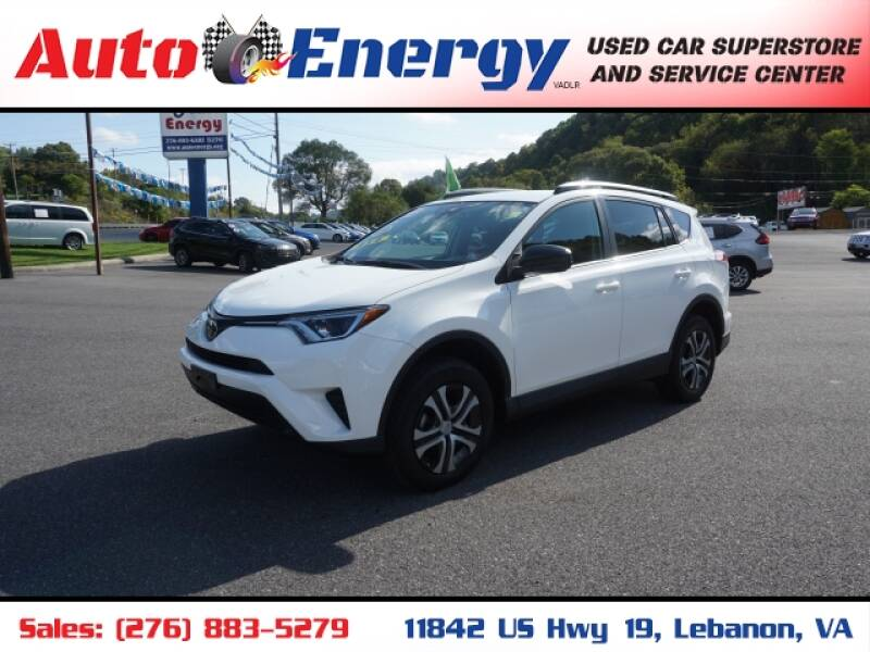 2017 Toyota RAV4 for sale at Auto Energy in Lebanon VA