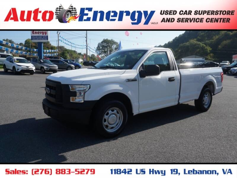 2016 Ford F-150 for sale at Auto Energy in Lebanon VA