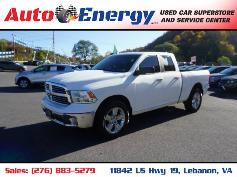 2014 RAM Ram Pickup 1500 for sale at Auto Energy in Lebanon VA