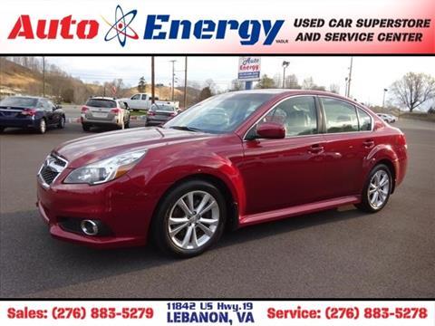 2014 Subaru Legacy for sale in Lebanon, VA
