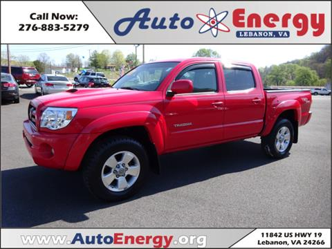 2007 Toyota Tacoma for sale in Lebanon, VA