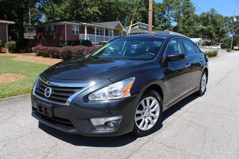 2015 Nissan Altima for sale in Smyrna, GA