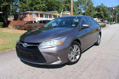 2016 Toyota Camry for sale in Smyrna, GA
