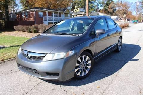 2010 Honda Civic for sale in Smyrna, GA