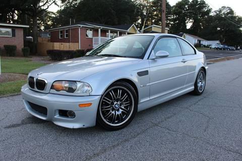 2003 BMW M3 for sale in Smyrna, GA
