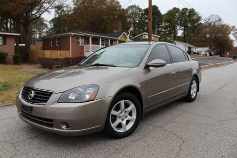2005 Nissan Altima for sale in Smyrna, GA