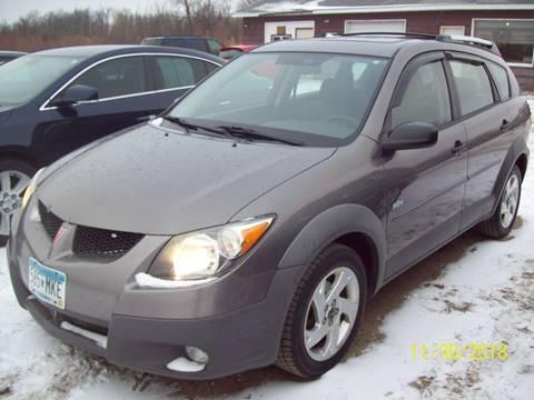2003 Pontiac Vibe for sale in Staples, MN