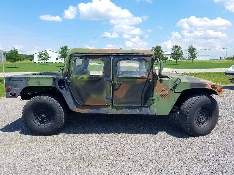 1989 AM General Hummer for sale at ZumaMotors.com in Celina OH