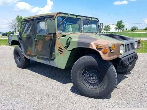 1989 AM General Hummer for sale at ZumaMotors.com in Celina OH