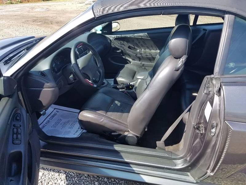 2003 Ford Mustang for sale at ZumaMotors.com in Celina OH