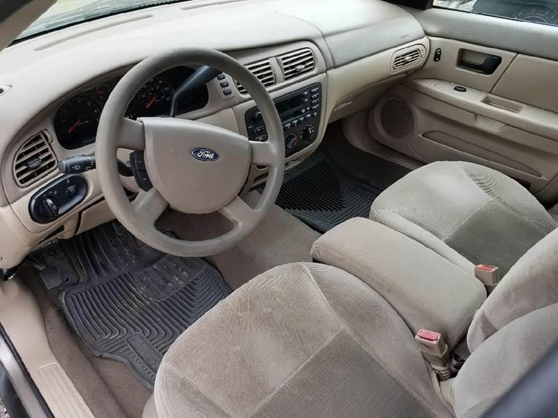 2005 Ford Taurus for sale at ZumaMotors.com in Celina OH