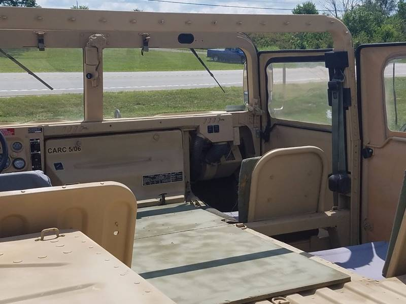 1990 AM General Hummer for sale at ZumaMotors.com in Celina OH