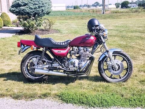 1978 Kawasaki KZ1000 for sale at ZumaMotors.com in Celina OH