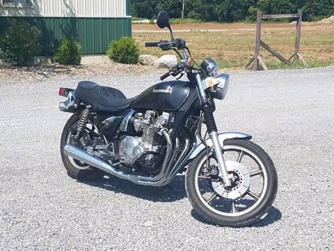 1981 Kawasaki KZ1100 for sale at ZumaMotors.com in Celina OH