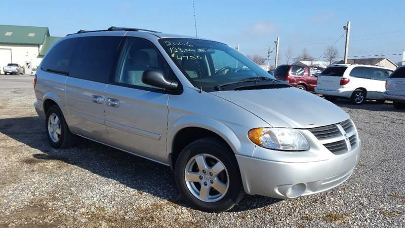 2006 dodge grand caravan sxt in celina oh. Black Bedroom Furniture Sets. Home Design Ideas