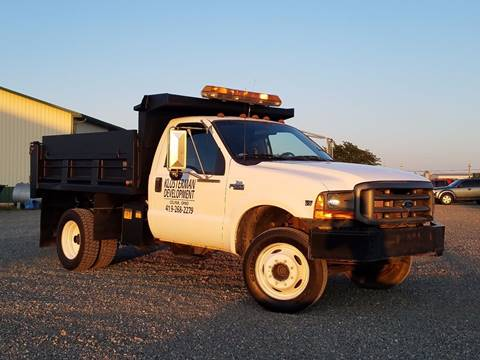 1999 Ford F-550 for sale at ZumaMotors.com in Celina OH
